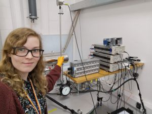 Meet Daisy Shearer, an experimental quantum physicist finding ways to control the spin state of electrons! - The female Scientist